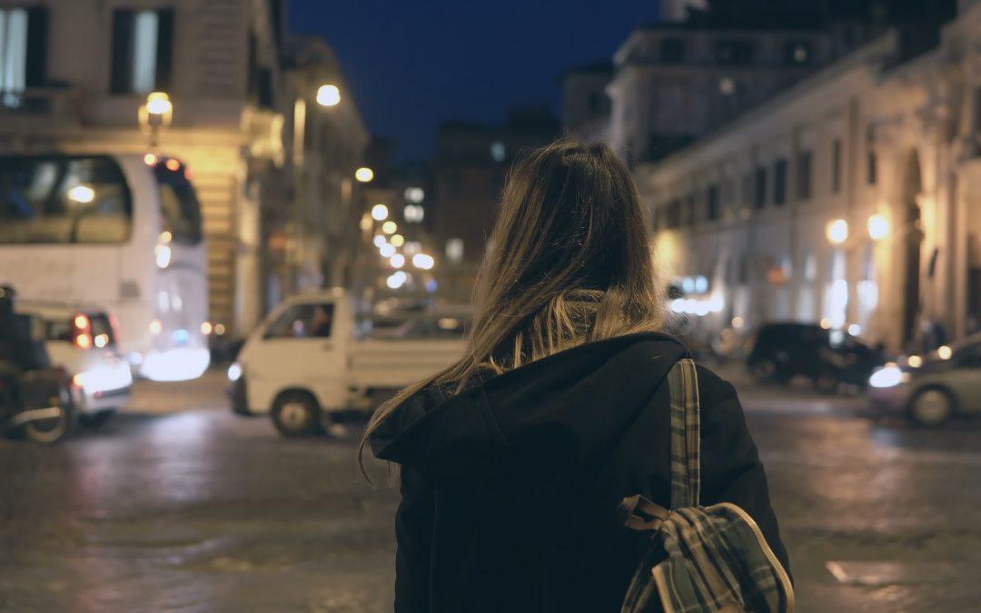Staying Safe When Walking at Night