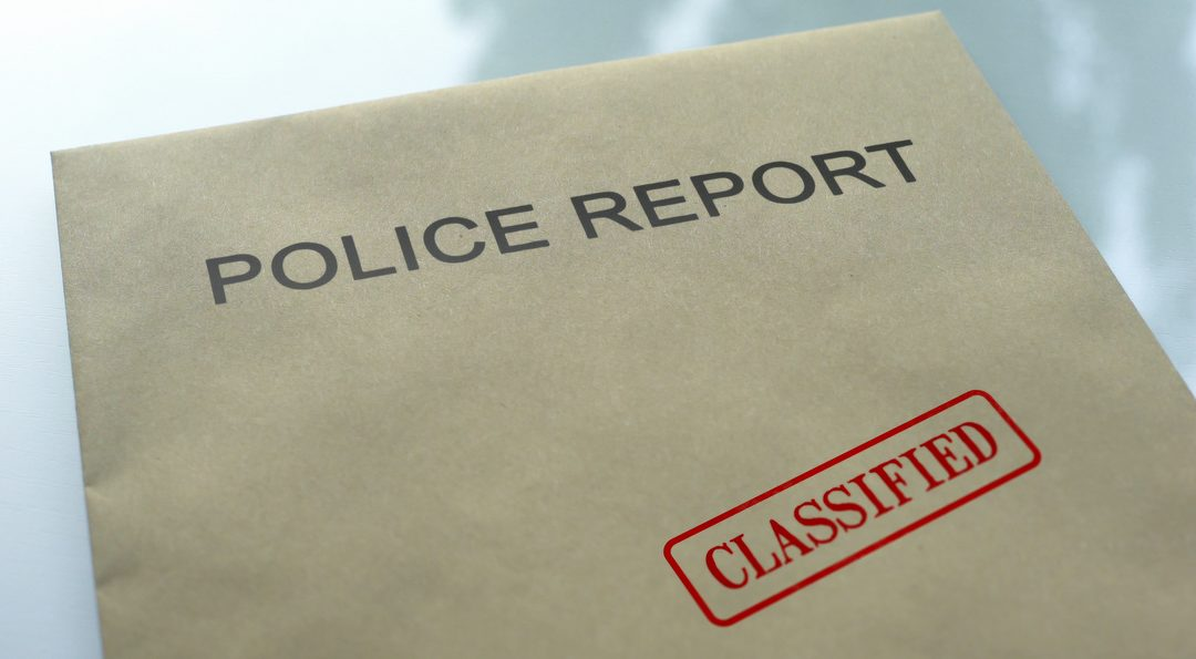 What if there is a Mistake on My Police Report
