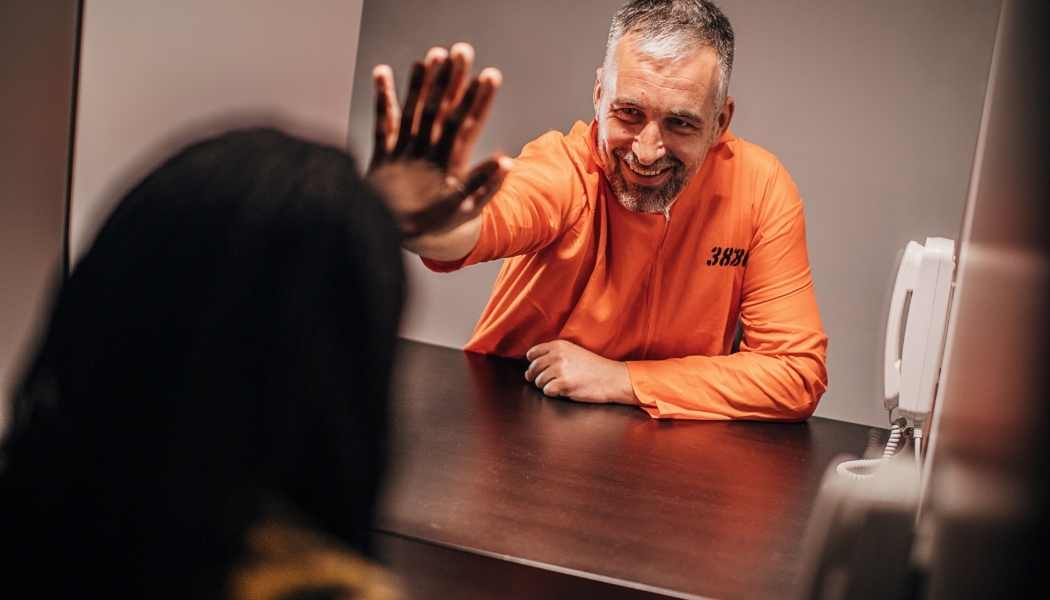 Visiting an Inmate for the First Time? Here's What to Expect